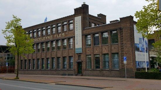 Goede Delft blue pottery factory | ParkerenDelft LL-22